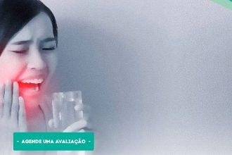 sensibilidade na raiz do dente